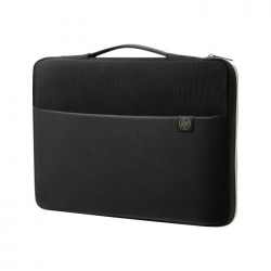 HP 17.3'' Carry Sleeve Black/Gold