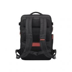HP OMEN 17.3 Gaming Backpack Sac a dos Gamer  Etanche, Compatible Jusqu'a 17 Pouces,  poches d'accessoires, Noir/Rouge