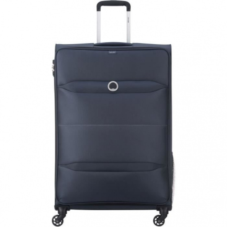 NEW EASY TRIP Valise Trolley 78 Cm 4 Roues TSA Anthracite