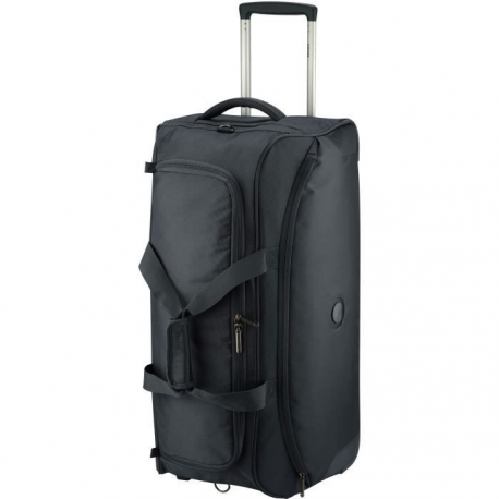 DELSEY  Polochon Trolley ULITE CLASSIC 2  Anthracite  70 cm 2 roues POLYESTER 32,5x70,5x34,5
