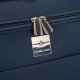 FRANCE BAG Sac de Voyage a Roulettes Souple 56 cm Marine