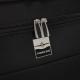 FRANCE BAG Sac de Voyage a Roulettes Souple 56 cm Noir