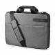 """HP Sacoche pour ordinateur portable  Signature Slim Topload  17,3""""  Noir / Gris"""