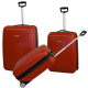 Pack de 4 3 Valises Trolley Kinston  1 Happy Box