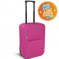 KINSTON Valise Cabine Low Cost 2 roues 50 cm