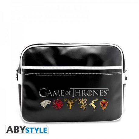 Sac Besace Game Of Thrones  sigles  ABYstyle
