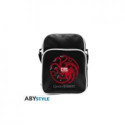 Sac Besace Game Of Thrones  Targaryen  Vinyle Petit Format  ABYstyle