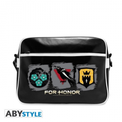 "ABYSTYLE Sac besace For Honor ""Factions\"""