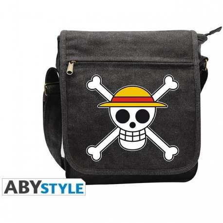 Sac Besace One Piece  Skull  Petit Format