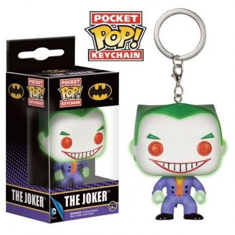 Porteclé Funko Pocket Pop Batman : The Joker