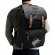 Sac a dos XXL Game Of Thrones  Stark  ABYstyle