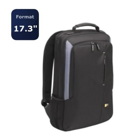 Case Logic sac a dos PC 17.3\'\'