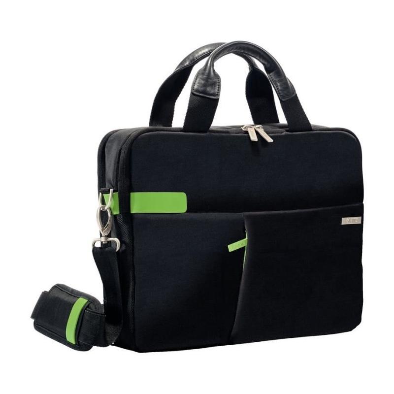 951115d446 LEITZ Traveller Shopper Sacoche pour ordinateur 13.3\'\' Noir