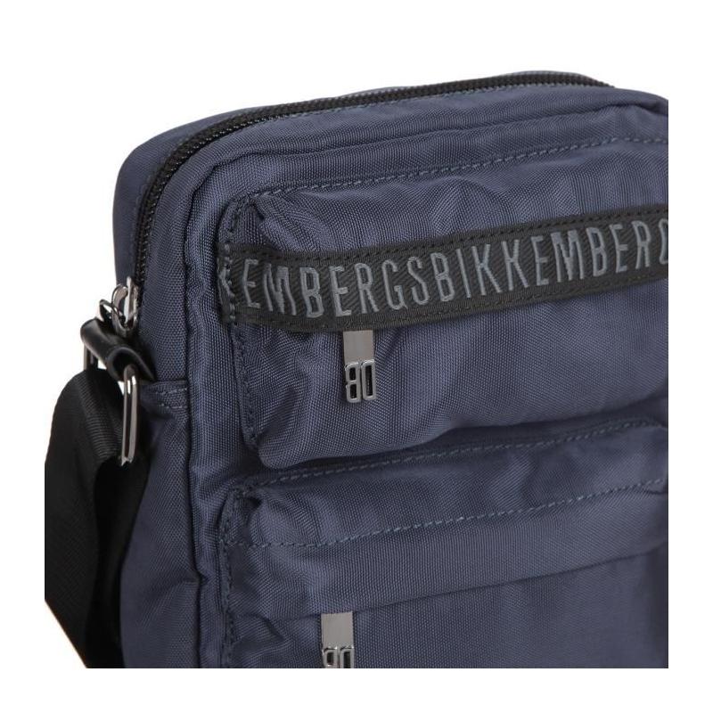 Bikkembergs Dbtape Homme Sac Bleu D'épaule D0604 NPZnwX08Ok