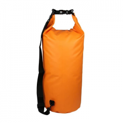 CAO CAMPING Sac étanche  25 L  Orange et noir