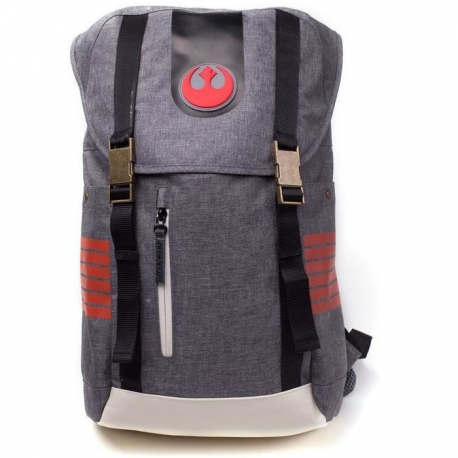 Sac a dos en toile Star Wars: Embleme de l'Alliance Rebelle