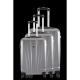 FRANCE BAG  Set de 3 valises  ABS/POLYCARBONATE Argent