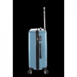 FRANCE BAG  Set de 3 valises  ABS/POLYCARBONATE Bleu