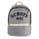 SCHOTT Sac a Dos  1 Compartiment  Primaire / College  31 cm  Mocked Grey  Enfant Garçon /Fille